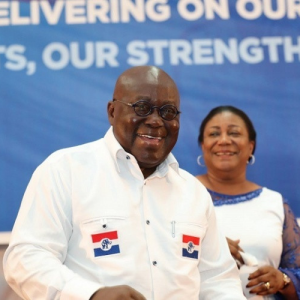 Elections 2020: NPP acclaims Akufo-Addo as its flagbearer
