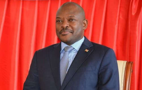 Burundi president dies of 'heart attack' at 55