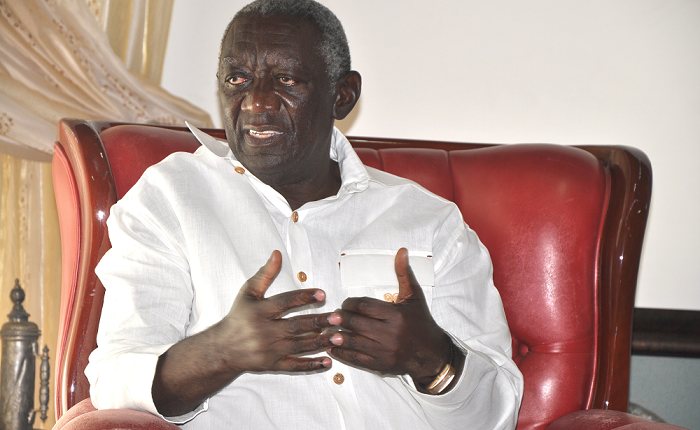 """""""Current voter's register has non-Ghanaians, we need clean register"""" – Kufuor"""
