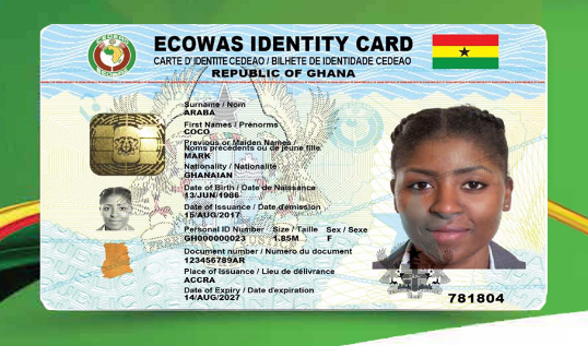 Only Ghana card, passport will be used for voter registration as Parliament approves C.I.