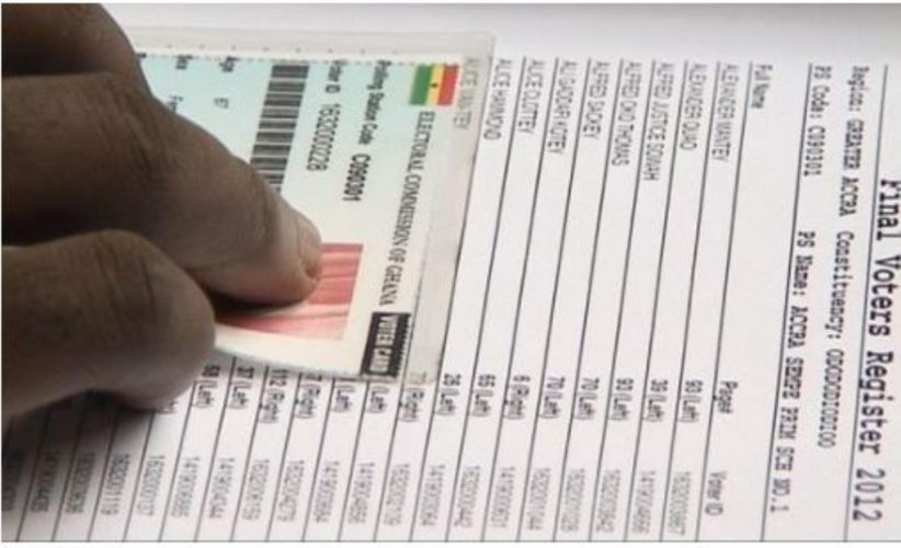 New voters' register: Guarantor system will be abused - CODEO to EC