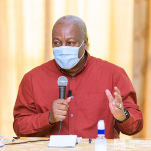 Stop Unleashing Military, Party Thugs On Voltarians – Mahama to Akufo-Addo