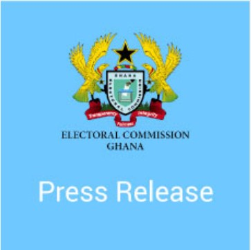 Electoral Commission Press Release