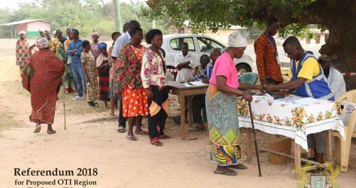 Elections iin Ghana