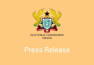 The Electoral Commission has released a press statement on the Duplicate ID Numbers at OKAIKWEI NORTH DISTRICT. Below is the full press release by the EC.