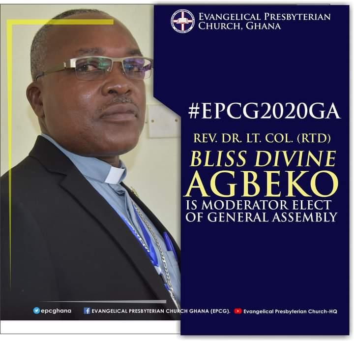 Rev. Dr. B.D.K. Agbeko