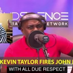 VIDEO: Kevin Taylor Fires Mahama, he is not spitting blood