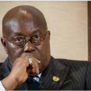 Dr. Lawrence writes: The lawless country under Nana Addo