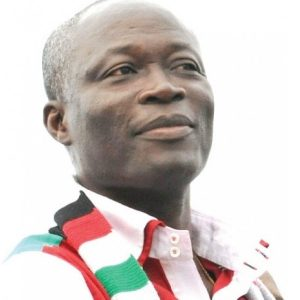 Edwin Nii Lante Vanderpuye, NDC parliamentary candidate for the Odododiodio constituency