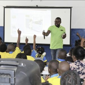 Video: Saving lives, contributing to achieving the SDGs; the success story of Human Rights Reporters Ghana