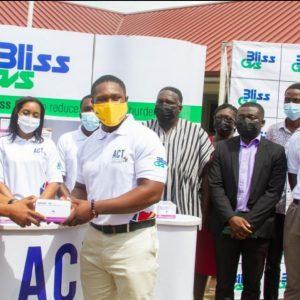 37 Military, Ghana Police Hospital get pharmaceutical giant Bliss GVS Pharma support to fight malaria